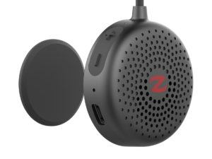 zulu audio alpha series black speaker