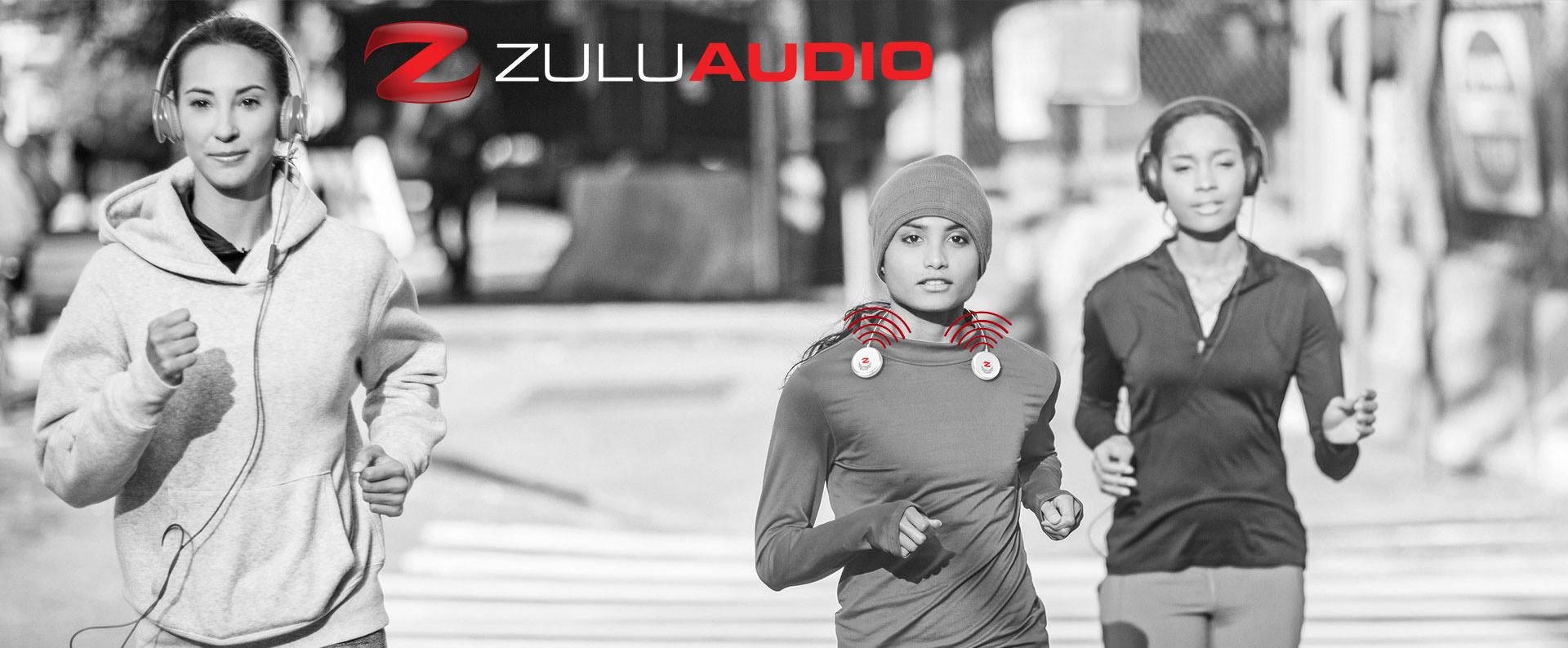 Zulu Audio Safe Magnetic Wearable Speakers